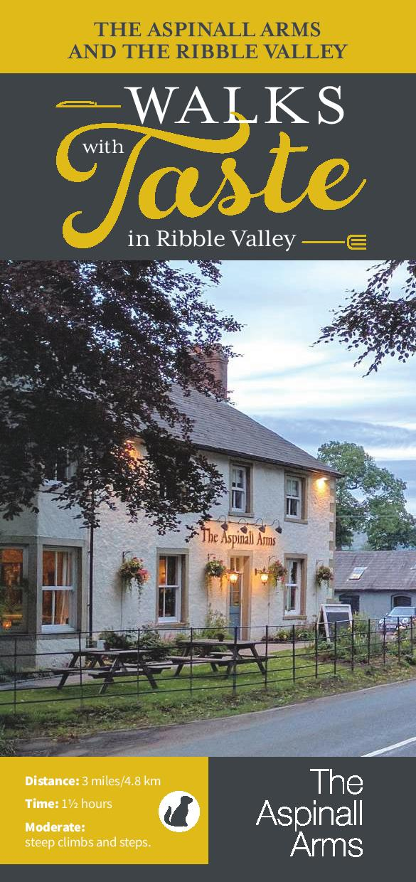 Ribble Valley Walks with Taste - Aspinall Arms