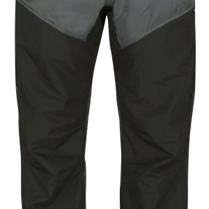 mens velezadventure trousers blackgrey front