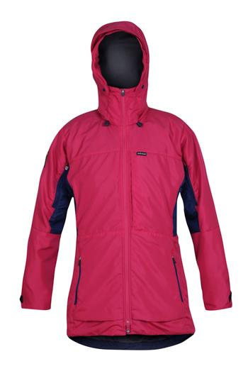 W AltaIII Jacket CarmineMidnight Front