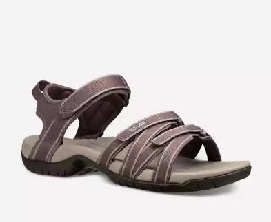 7f206c249027 TEVA Womens Tirra Sandal - Plum Truffle