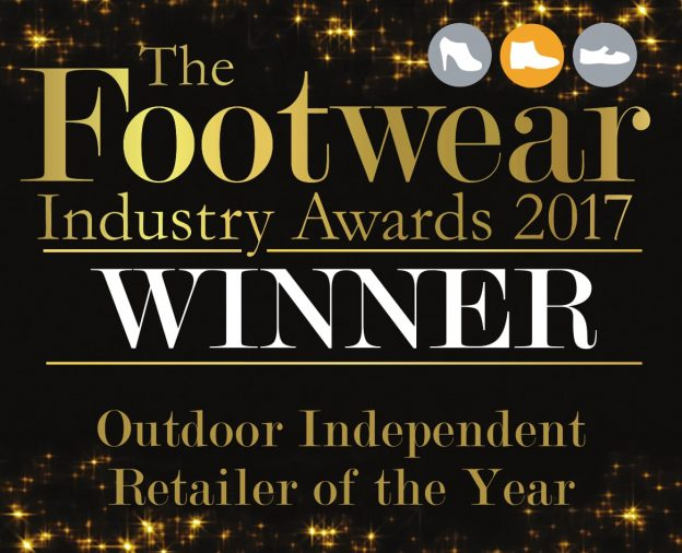 Outdoor Independent Retailer of the Year Footwear Industry Awards