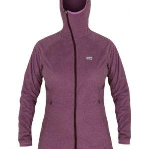 Womens Alize Fleece PinkClover Front