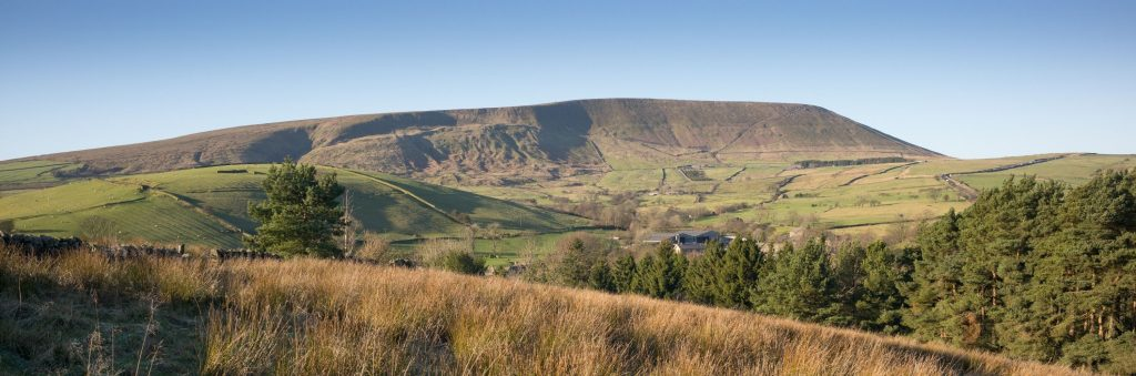 Walk Whalley Pendle Hill
