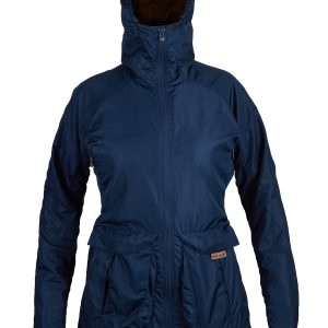 W Pajaro Jacket Midnight Front