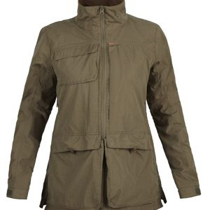 W AlondraTraveller Jacket Capers Front