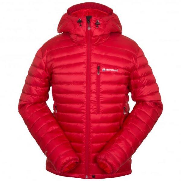 Ms Featherlite Alpine red