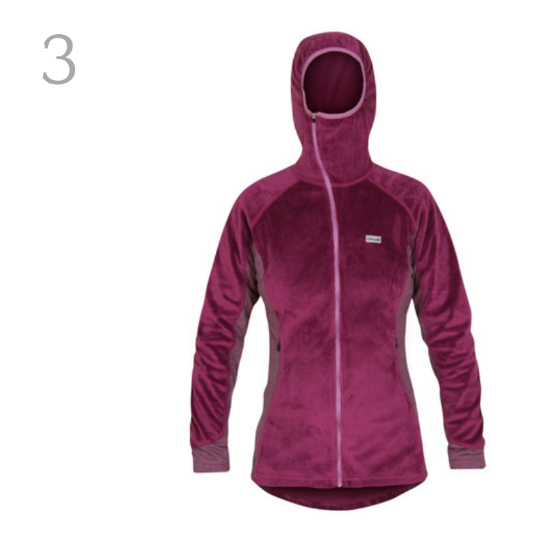 Women's Páramo Alize + fleece