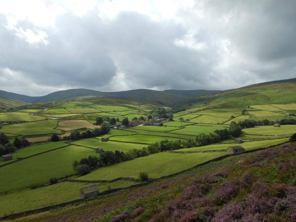 North West Way landscape