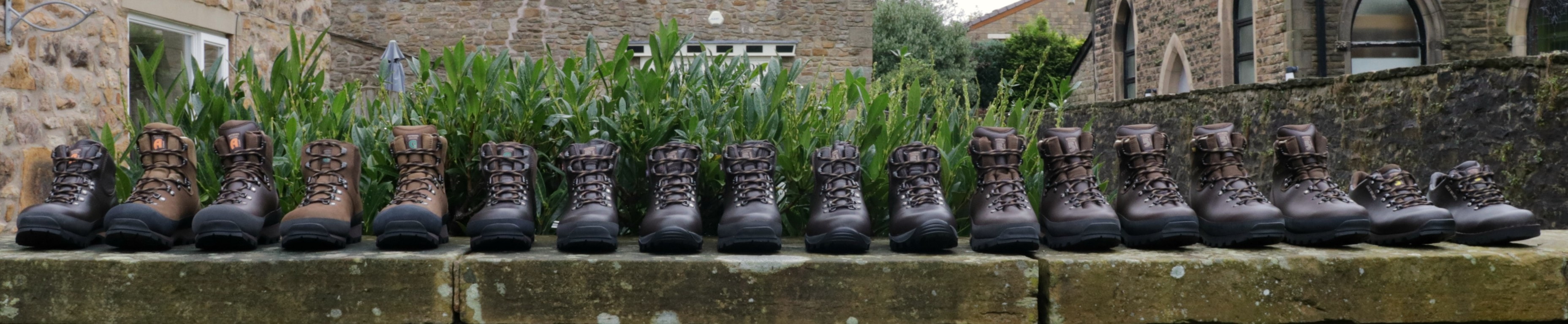 Altberg boots and shoes