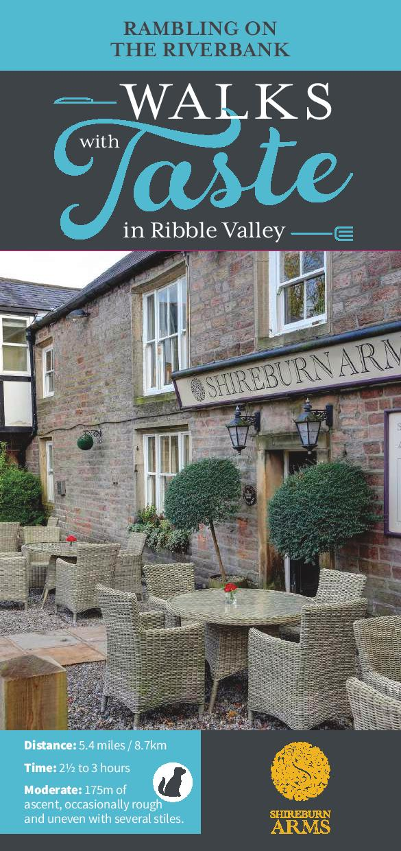 Ribble Valley Walks with Taste - Shireburn Arms